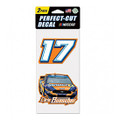 Chris Buescher 2-Pack Sunny D Decal (4238)