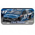 Chris Buescher Fastenal License Plate (4239)