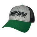 Roush Fenway Heather Gray/Black/Green Hat (4245)