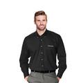 Roush Mens Black Long Sleeve Dress Shirt (4248)
