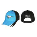 Mustang Teal/Black Hat (4226)