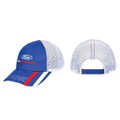 Ford Performance Blue Stripe Hat (4221)