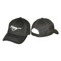 Ford Mustang Black Racing Hat (4220)