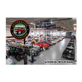 Roush Automotive Collection Postcard (4287)