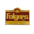 Folgers Racing Team Hat Pin (3784)