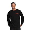 Roush Mens Black Long Sleeve Shirt (4308)