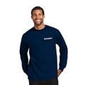 Roush Mens Navy Long Sleeve Shirt (4309)