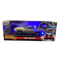 Back to the Future Part II DeLorean Time Machine 1:24 Scale Die-cast (4367)