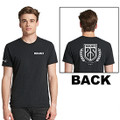 Roush Performance 25th Anniversary Heather Black T-Shirt (4373)