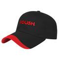 Roush Black/Red Bargain Wave Hat (4378)