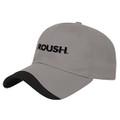 Roush Gray/Black Bargain Wave Hat (4379)
