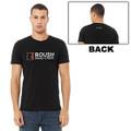 Roush Road Crew Black Mens T-Shirt w/ Sig Logo (4385)