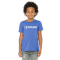 Roush Performance Blue Youth Tee (4401)