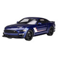 Roush Blue 2019 Stage 3 Mustang 1:18 Scale Resin Die-cast (4413)