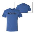 Roush Performance Heather Blue T-Shirt (4426)