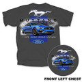"""Ford Mustang """"Left Some Donuts For You"""" Tee (4429)"""