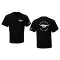 Ford Mustang EST. 1964 Black Tee (4438)