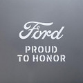 Ford Proud to Honor Die-cut Decal (4445)