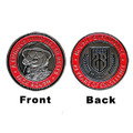 (Only 1 coin included; picture shows front and back of coin).