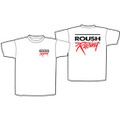 Roush Racing Tee-White (1509)