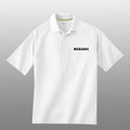 ROUSH Breathable White Polo #2 (1691)