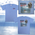 Roush Aviation Mens Blue T-Shirt (1818)