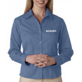 ROUSH Ladies French Blue Long Sleeve (1876)