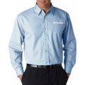 ROUSH Mens Sky Blue Long Sleeve (1880)