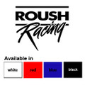 Roush Racing Vinyl Decal Medium (1680)