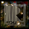 Roush Square R Ornament (1942)