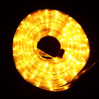 LED 10M Christmas Yellow Rope Lights with 8 Functions