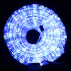 20M LED Christmas Blue and White Rope Lights