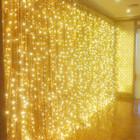462 LED Warm White Wedding Curtain Backdrop Lights