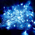 600 LED Blue Christmas Fairy Lights