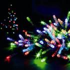 55M 600 LED Multi Colours Christmas Fairy Lights