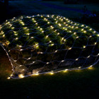 169 LED Christmas Net Warm White Lights