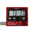 SPER, 800017RC Certified Mini Humidity / Temperature Monitor (Red)