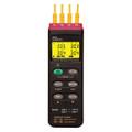 SPER, 800024 Thermometer, 4 Channel, Datalogging