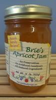Brie's Apricot Jam - 15 oz.