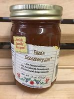 Ellen's Gooseberry Jam