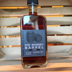 Rye Whiskey Barrel Pure Maple Syrup  8.4oz. New!!!