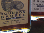 Bourbon Barrel Pure Maple Syrup  8.4oz. New!!!