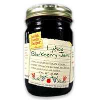 Lydia's Blackberry Jam