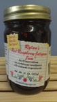 Rylan's Red Raspberry Jalapeno Jam - 15 oz.