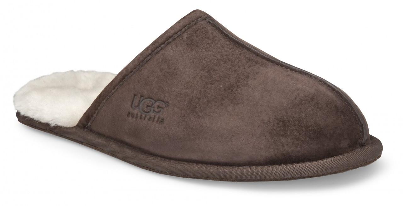 0fb95e287a6e UGG Scuff Suede Espresso - Bennie s Shoes