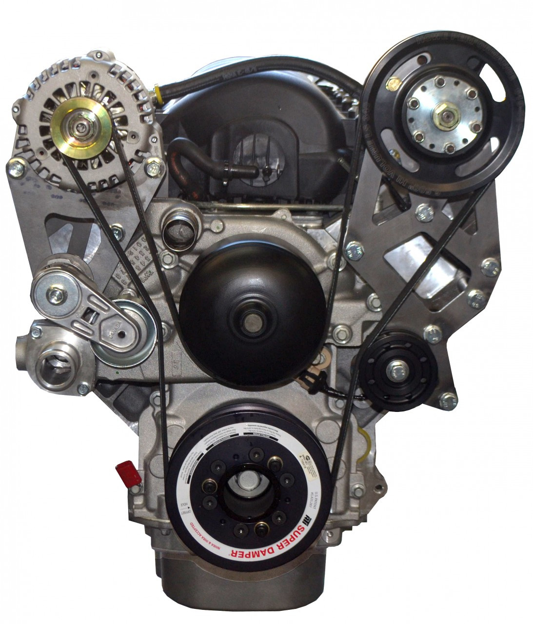 LS3 6 2L 430 HP Engine Assembly - 6100 Race