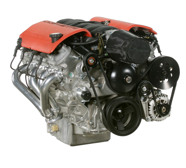 Turn Key Engine 885703 LS6 5 7L 450 HP Turn Key Engine Assembly - Street