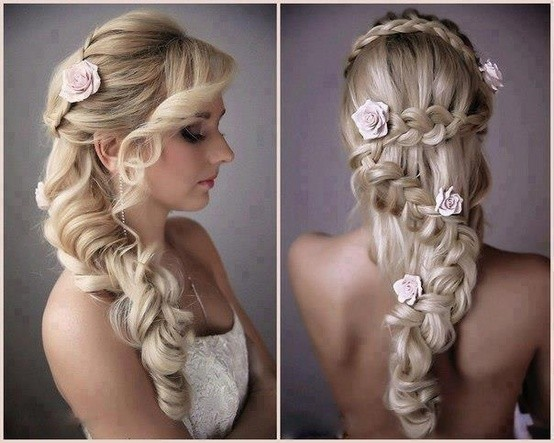 6 Tips For Wearing Wedding Day Hair Extensions Mywedstyle