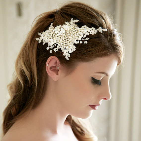 Hip Bridal Hairstyle Alternatives To Replace The Veil