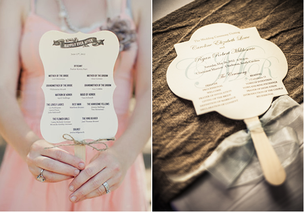 Cheat Sheet: How To Put Together Wedding Ceremony Programs